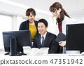 企業個人計算機辦公室商人隊 47351942