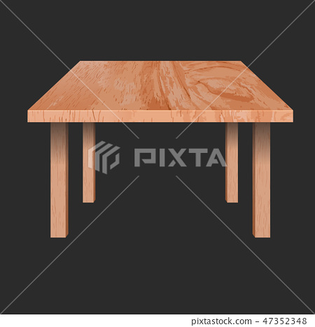 Rectangular shaped table, 47352348