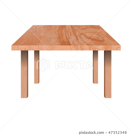Rectangular shaped table, 47352349