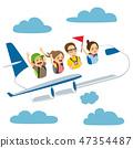 plane, journey, trip 47354487
