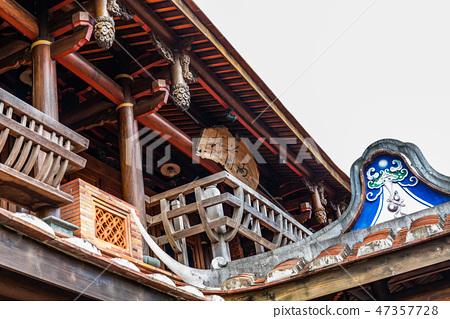 中國傳統建築:四個Gakkoin,Sanshinin。 47357728
