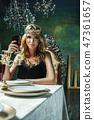 왕관, 패션, 여자 47361657