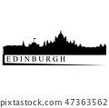 Edinburgh skyline 47363562