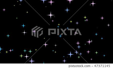Starry Sky Background 47371145