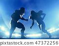 축구, 뛰다, 달리다 47372256