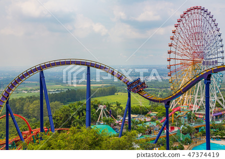 Janfusun Fancyworld theme park 47374419