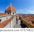 Florence, Italy. Cathedral of Saint Mary of the Flowers 47374822