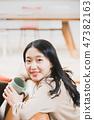 직장인,회사원,회의,비즈니스맨,젊음,비즈니스우먼,발표, 보고,캐주얼 47382163