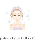[洗臉]洗臉 47382531