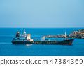 a major oil storage and terminal facility, Greece 47384369