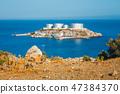 a major oil storage and terminal facility, Greece 47384370