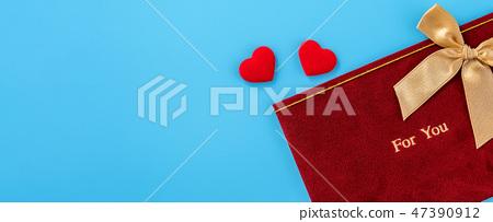 情人節求愛禮物纞帶送禮物禮物送禮物 47390912