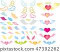 천사 날개 세트 47392262