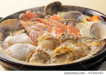 海鮮鍋 47392407