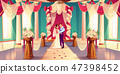 wedding marriage ceremony 47398452