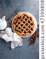 American cherry pie 47399808