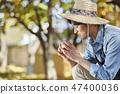 농부,농업,시골,청년,귀농,수확,재배,과일,사과 47400036