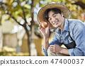 농부,농업,시골,청년,귀농,수확,재배,과일,사과 47400037