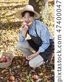 농부,농업,시골,청년,귀농,수확,재배,과일,사과 47400047