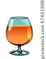 酒 酒精 白兰地 47401996