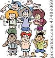 child boy group 47403069