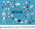 의료 일러스트 47403090