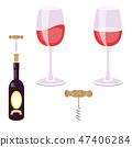 แก้วไวน์, ขวดไวน์, จุก, ที่เปิดไวน์แก้วไวน์, ขวดไวน์ 47406284