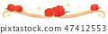 소재 - 어머니의 날 (카네이션 라인, 짧은) 21 테크 47412553