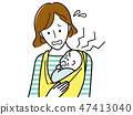 寶寶在哭 47413040