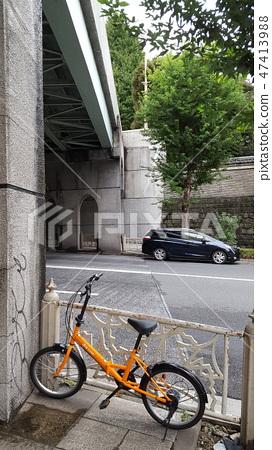 고독의 자전거 47413988