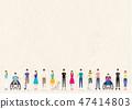 挑戰各種障礙/壁紙框架 47414803