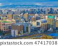 大阪梅田建筑群Nakatsu,十三个方向 47417038