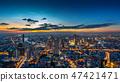 曼谷 泰国 都市的 47421471