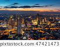 曼谷 城市 航空 47421473