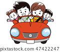 和家人一起开车 47422247