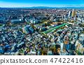 Tokyo from Ebisu Garden Place 47422416