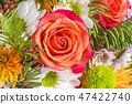 花束 玫瑰 玫瑰花 47422740