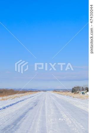 Hokkaido _ Ice Burn Frozen Road 47430044