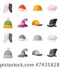 helmet,hat,vector 47435828