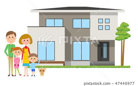 마이 홈과 2 세대 가족 47448977