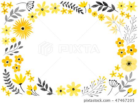 花框架 47467205