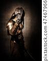 man, mask, leather 47467966