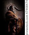 男性 男人 皮革制品 47468474