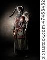 武士 战士 男性 47468482