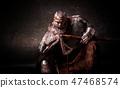 武士 战士 男性 47468574