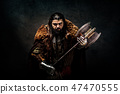 Portrait of a dwarf 47470555