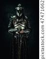 Medieval, fighter, Warrior 47471662