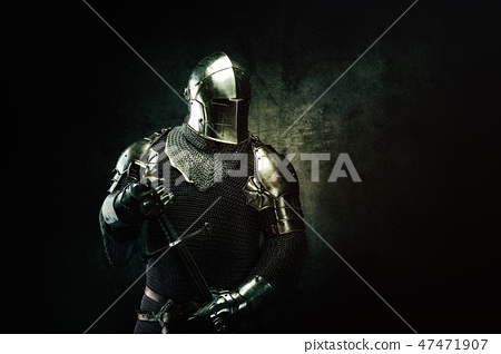 Portrait of a Templar 47471907