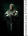 Portrait of a Templar 47471910