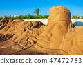 Antalya Sandland Sand Sculpture Museum 47472783